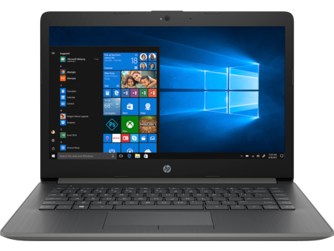 HP Notebook - 14q-cs0006tu
