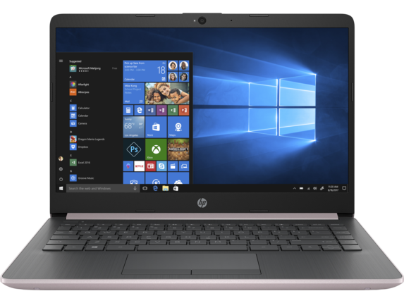 HP Notebook - 14-df0010nr - Center