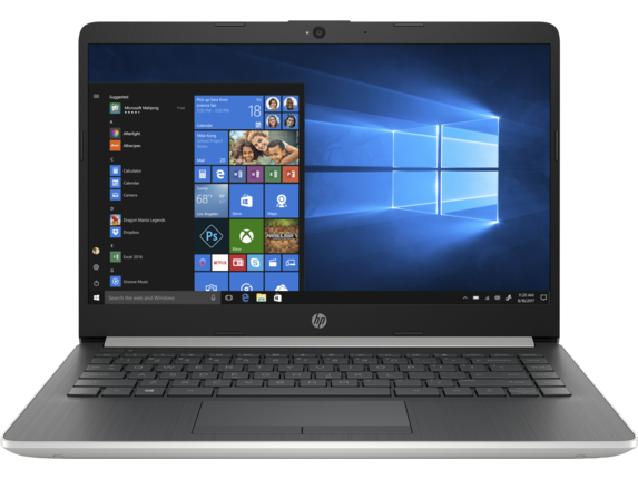 HP Notebook - 14-df0020nr - Center