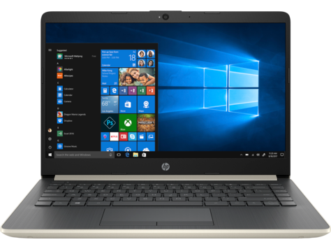 HP Notebook - 14-cf0010ur