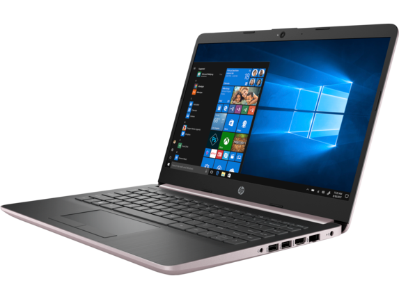 HP Notebook - 14-df0010nr - Left