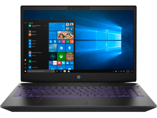 HP Pavilion Gaming Laptop - 15t Quad w/ 2GB gfx