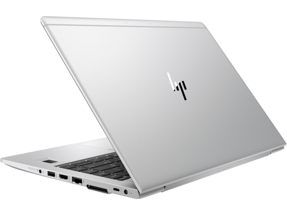 HP EliteBook 840 G5 Notebook PC with Sure View - Left rear