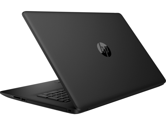 HP 17t Laptop - 8th Generation Intel - touch optional - Left rear