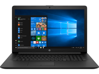 "HP 17z 17.3"" HD Laptop (Quad Core Ryzen 3 2300U / 8GB / 1TB)"