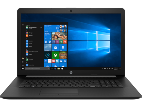 HP Notebook -17-by0909nd