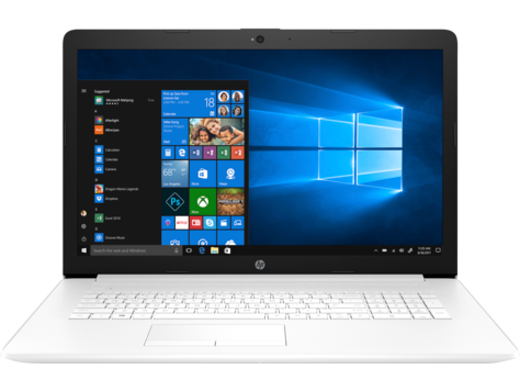HP Laptop - 17t-by300 CTO