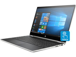 HP Pavilion x360 Laptop - 15t