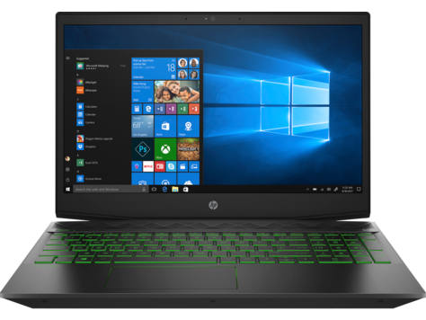 HP Pavilion Gaming Laptop 15-cx0001la