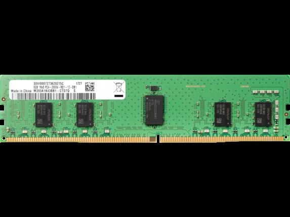 HP 8 GB 2666 MHz DDR4 Memory - Rear