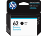 HP 62 Economy Black Original Ink Cartridge