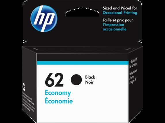 HP 62 Economy Black Original Ink Cartridge