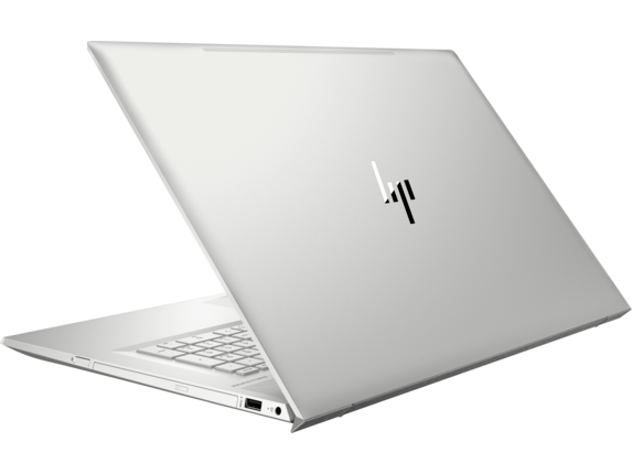 HP ENVY Laptop - 17t non-touch Best Value - Left rear
