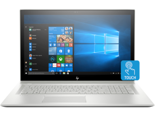 HP ENVY Laptop - 17t Touch