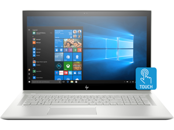HP ENVY Laptop - 17t - Center
