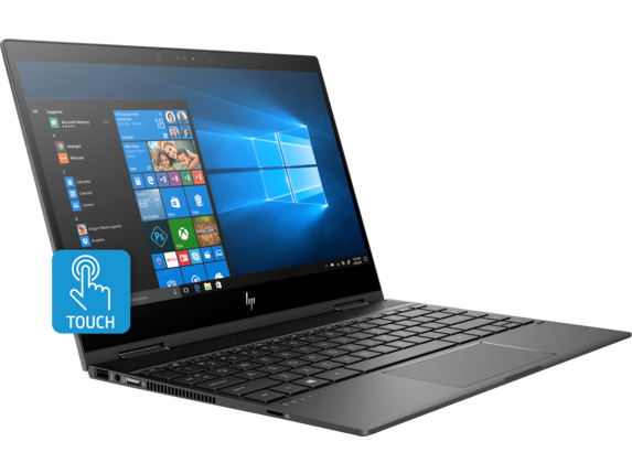 HP ENVY x360 - 13z Touch Laptop - Right