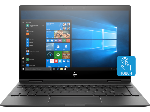 HP ENVY x360 - 13z Touch Laptop - Center