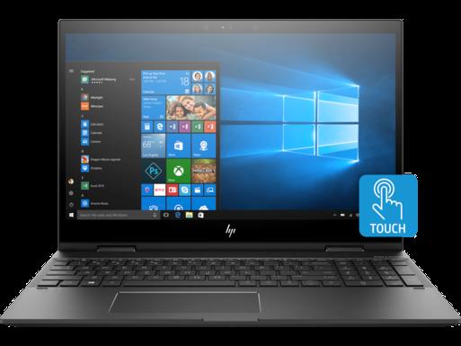 """HP ENVY x360 15z 15.6"""" FHD AMD Quad Core Ryzen 5 2500U Laptop"""
