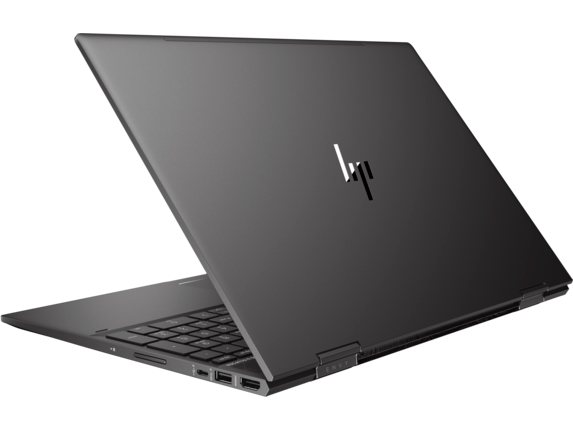 HP ENVY x360 Laptop - 15z touch - Left rear