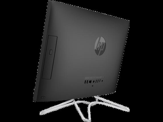 HP All-in-One - 22-c0125 - Left rear |Jet Black