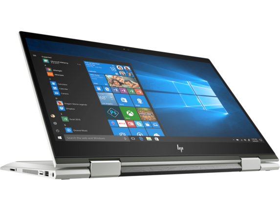 HP ENVY x360 Laptop - 15t touch - Right screen center