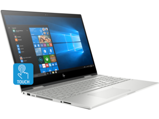 HP ENVY x360 - 15t Touch Laptop