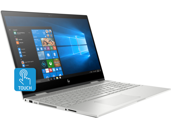 HP ENVY x360 - 15t Touch Laptop - Right