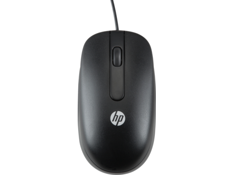 Mouse a laser HP USB 1.000 dpi
