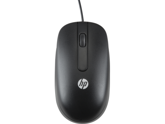 HP USB 1000dpi Laser Mouse - Center