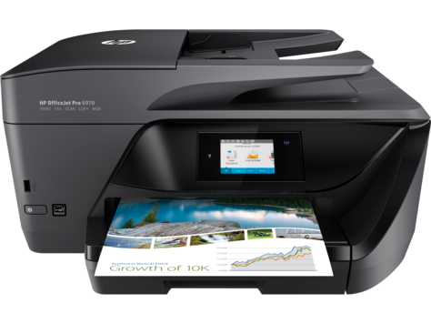 HP OfficeJet Pro 6970 All-in-One Printer series