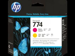 HP 774 Printheads