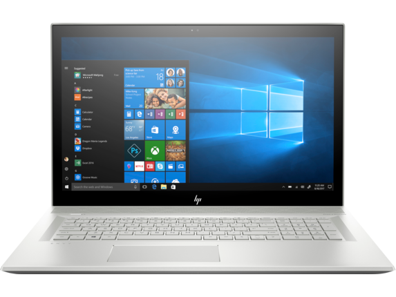 "HP ENVY 17-bw0011nr 17.3"" 4K Laptop (Core i7-8550U / 8GB / 512GB SSD)"