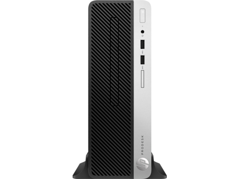 PC HP ProDesk 400 G5 con factor de forma reducido
