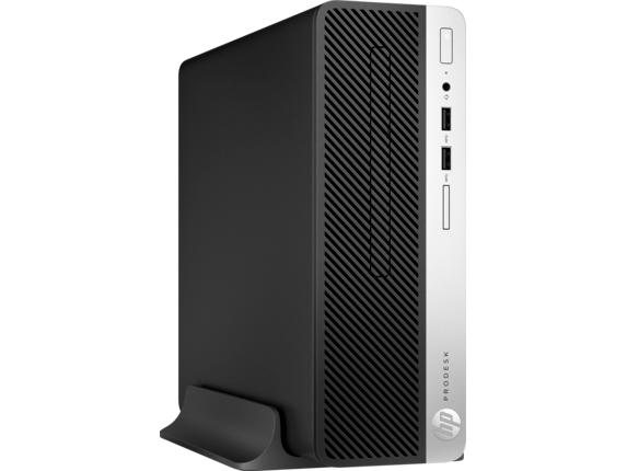 HP ProDesk 400 G5 Small Form Factor PC - Right