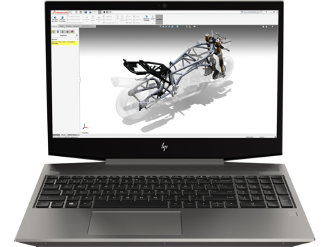 HP ZBook 15v mobil arbetsstation