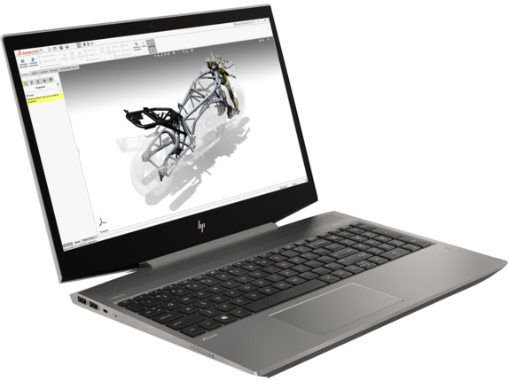HP ZBook 15v G5 Mobile Workstation - Right