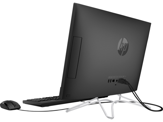 HP All-in-One - 22-c0025z - Left rear
