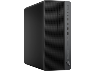 HP EliteDesk 800 G4 Workstation Edition