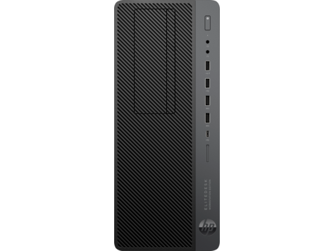 HP EliteDesk 800 G4 Workstation-Edition