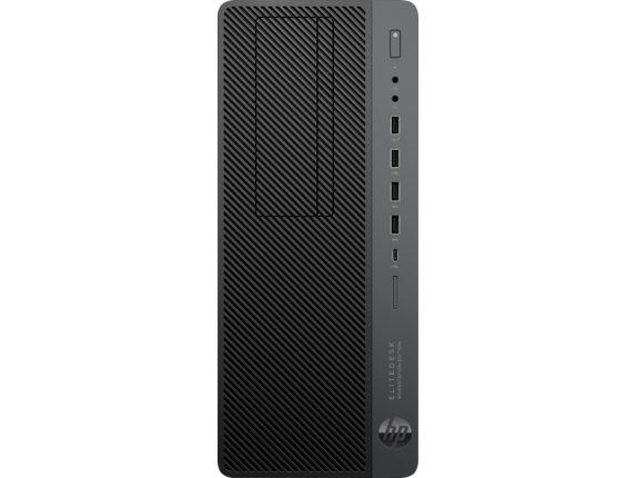 HP EliteDesk 800 G4 Workstation Edition PC - Customizable - Center