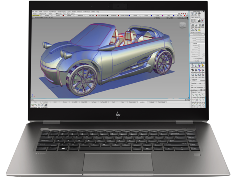 HP ZBook Studio G5移动工作站