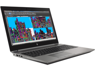 HP ZBook 15 G5 Mobile Workstation - Customizable