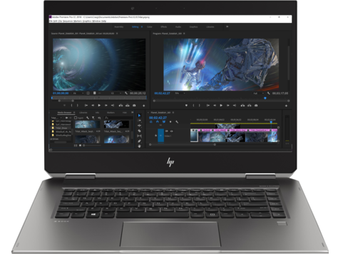 Workstation convertibile HP ZBook Studio x360 G5