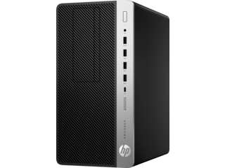 HP ProDesk 600 G4 Microtower PC