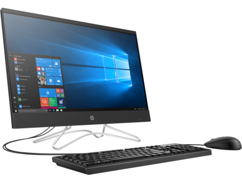 » HP All-in-One PC
