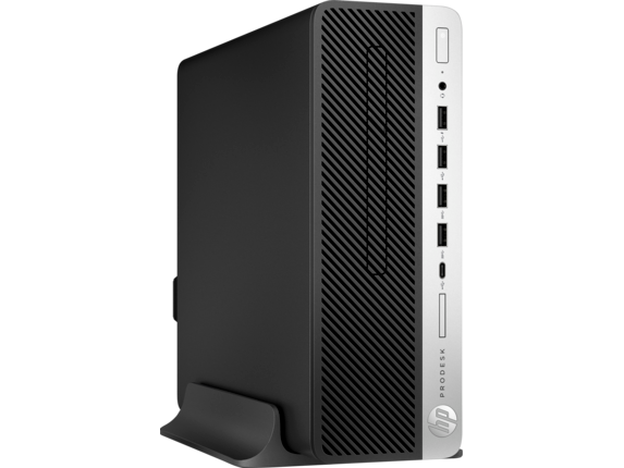 HP ProDesk 600 G4 Small Form Factor PC - Customizable - Right