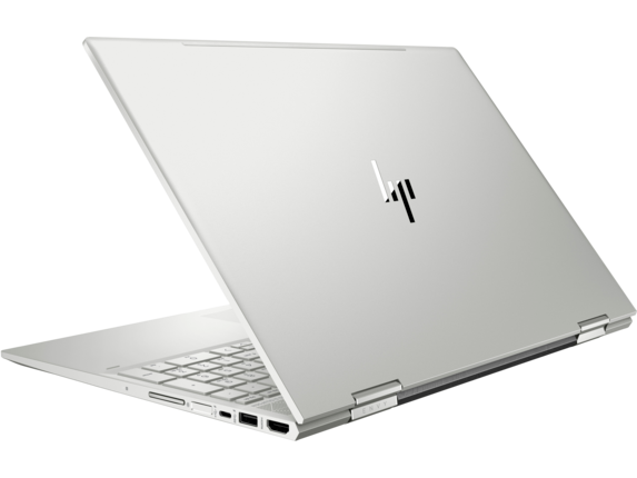 HP ENVY x360 Laptop - 15t touch - Left rear
