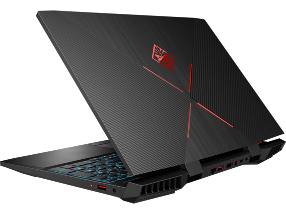 OMEN Laptop - 15t - Left rear