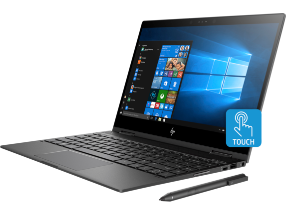 HP ENVY x360 - 13z Touch Laptop - Left