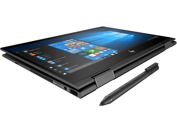 HP ENVY x360 Laptop - 13z Touch - Top view closed